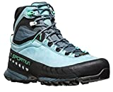 La Sportiva Damen TX5 Woman GTX Trekking-& Wanderhalbschuhe, Mehrfarbig (Steinblau/Jadegrün 000), 41,5 EU
