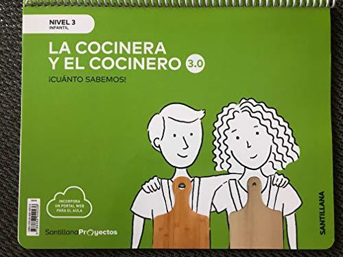 CUANTO SABEMOS NIVEL 3 LOS COCINEROS 3.0