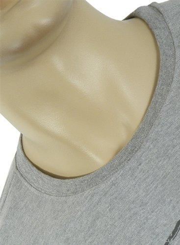 leichtes Langarmshirt von Paddocks mid grey melange 160