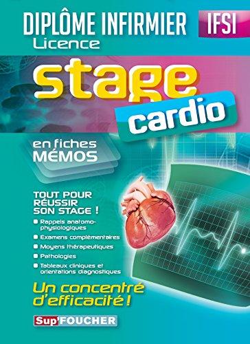 IFSI Stage Cardiologie - Diplôme infirmier