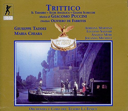 Puccini: Il Trittico ( Il Tabarro / Suor Angelica / Gianni Schicchi )