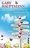 Ein Liebhaber zu viel ist noch zu wenig: Roman - Gaby Hauptmann
