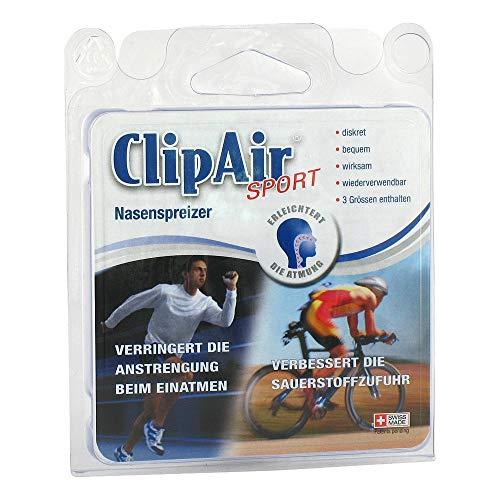 ClipAir® Sport - Dilatador nasal interno deportistas