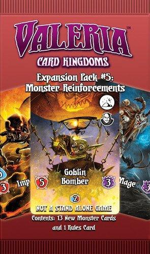 Preisvergleich Produktbild Valeria CK 5 Monster Reinforcements - English
