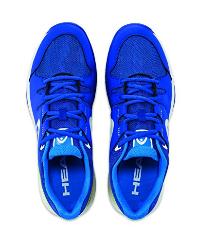 Head Brazer Mens, Scarpe da Tennis Unisex-Adulto, Blu (Blue/Apple Green), 41 EU