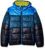 Icepeak Jungen Rubert JR Kinderanorak, Aqua, 164
