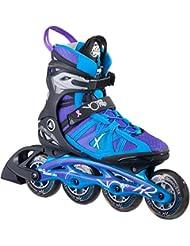 K2 Damen Inline Skate VO2 90 Pro W, mehrfarbig