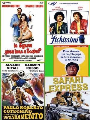 classici italiani collection (5 dvd) box set