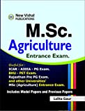 #8: MSc Agriculture Entrance Exam. useful for AIEEA PG, Rajasthan Pre-PG and BHU PET Exam