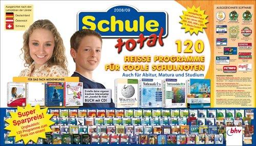 Schule total 2008/2009 (DVD-ROM)
