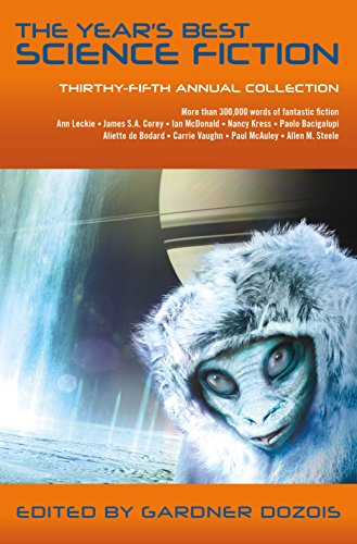 The Year's Best Science Fiction: Thirty-Fifth Annual Collection por Gardner Dozois