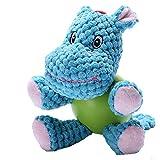 Dream Roland Hund Spielzeug Cartoon Ball Vokal Tuch Spielzeug Welpen Molaren Biss-resistent Haustier Begleiter Spielzeug Modell CJ101