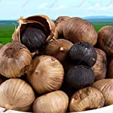 ChinaMarket 100pcs Schwarzer Knoblauch Samen rein natürlichen und organischen Gemüsesamen