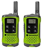Best Niños Walkie Talkies - motorola TLKR-T41 - Walkie-Talkie Review