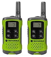 Motorola TLKR T41 PMR Funkgerät mit LC-Display grü