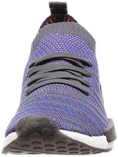 adidas Herren NMD_r1 Stlt Primeknit Sneaker blau grau meliert