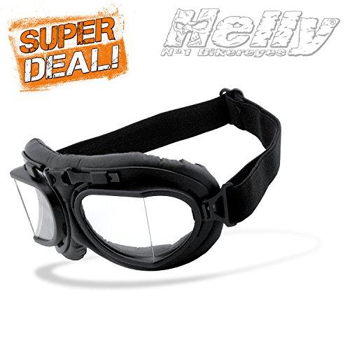 Helly Bikereyes rb-2 1341b-n Bikerbrille Motorradbrille Super Deal