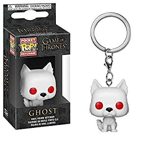 Pop! Game of Thrones - Keychain Ghost 3