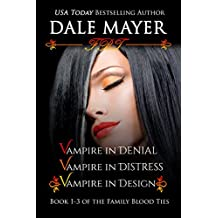 Family Blood Ties Set - 3 in 1 (English Edition)