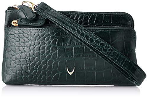 Hidesign Women's Wallet (Emerald Green)