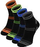 Funktionssocken Thermo Socken 4 PAK Radsport Running Fitness