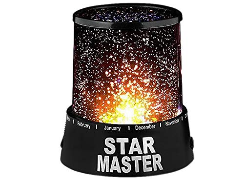 Proyector estrella - lámpara de noche 'Star Master' #827