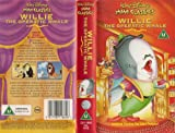 Video - Willie the Operatic Whale [VHS]