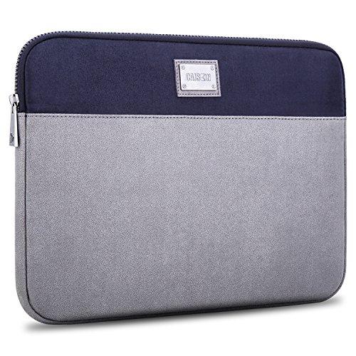 CAISON 15,6 Zoll Laptophülle Tasche für MacBook Pro 15 / Dell XPS 15 / HP Pavilion 15 Envy x360 15/15,6 Lenovo IdeaPad 330s Yoga 730 / ASUS ZenBook UX580 / 15