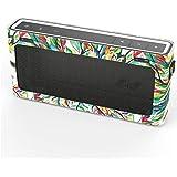 MoKo Bose SoundLink 3 Funda - Portátil Inalámbrica de Altavoz / Wireless Bluetooth Speaker Carrying Cover Case Protective Bag Sleeve Holding Strap & Carabiner, Álbo de la Suerte