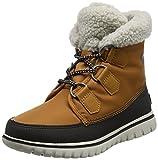 Sorel Women�s Cozy Carnival Boots, Brown (Caramel/Black), 7 UK 40 EU
