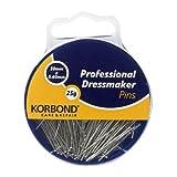 Korbond 25 g Professional Dressmaker Pins