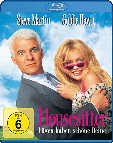 Housesitter - Lügen haben schöne Beine [Blu-ray]