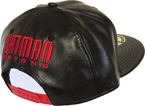 DC Comics Batman Beyond Black Red Snapback Cap - Buy Online in Oman ... d6eefdf016a