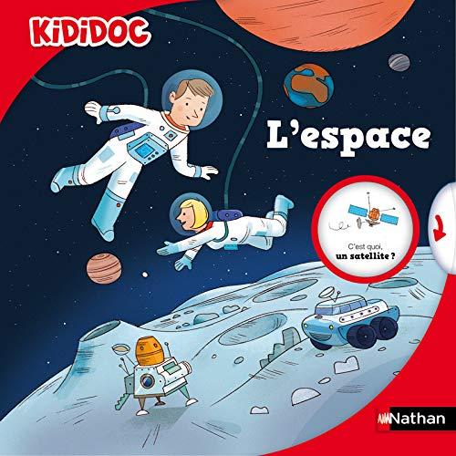 L'espace - vol21 (Kididoc) por Marie Kolaczek