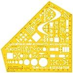 Standardgraph 8191 Schablone Stano-Wi...