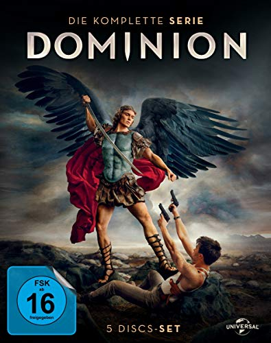 Dominion - Komplettbox - Blu-ray Disc