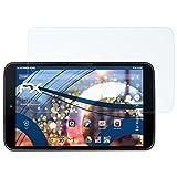 atFolix Schutzfolie kompatibel mit Vodafone Smart Tab 4G Panzerfolie, ultraklare & stoßdämpfende FX Folie (2X)