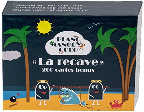 Blanc-manger Coco : Extension N°1 - La Recave - (200 Cartes)