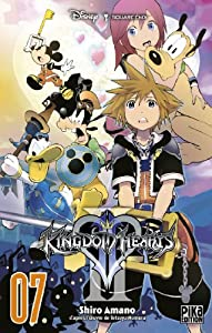 Kingdom Hearts II Edition simple Tome 7