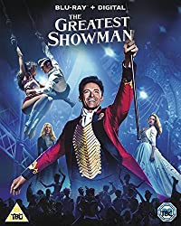 The Greatest Showman [ Blu-ray 4K + Blu-ray + Digital Download] [2017]