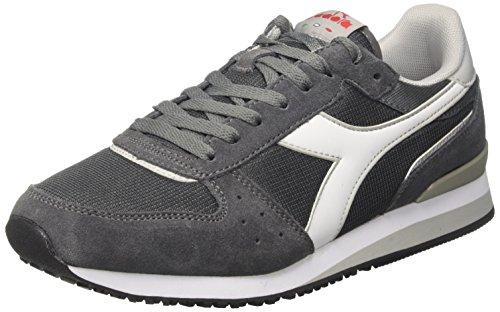Diadora Herren Malone Sneaker Mehrfarbig (grigio Acciaio/gr Alluminio)