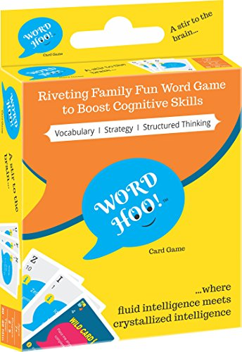 WordHoo Educational Game for Kids (7 Years Up): Boosts Intelligence while Children Play and Have Fun