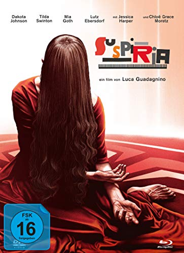 Suspiria (Mediabook, 2 Blu-rays + 1 DVD) (Cover B)