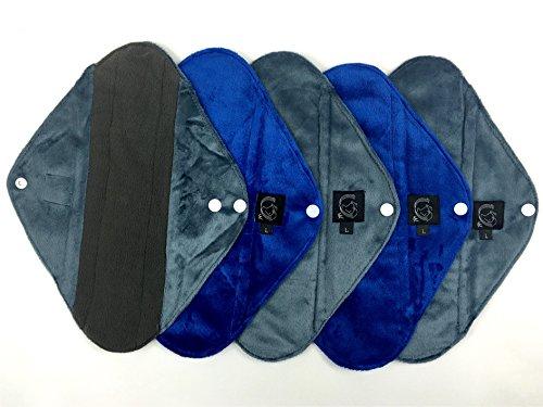 heavy-flujo-5-paquetes-plain-o-patterned-heavy-gamuza-de-flujo-compresa-esc-carbon-de-bambu-minkee-m