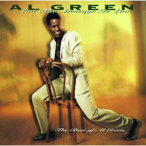 The Message Is Love [feat. Al Green]