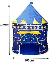 LD-Princesse Tente Jouet Jeux d'intérieur Enfants Baby House Babies Ball Pool