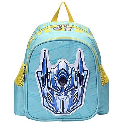 51Wk0aRKSiL. SS416  - Mochila Escolar Para Niños Adolescentes Ligeros Transformers Mochilas Para Niños Y Niñas Bolsas Escolares De 3-8 Años