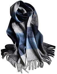 e70345ec1b67 IWG Écharpe en cachemire pour femmes écharpe écharpe pour hommes écharpe  lourde hiver hiver femme cadeau