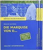 Abitur-Paket Nordrhein-Westfalen 2020. Deutsch Leistungskurs - Königs Erläuterungen:: Faust I, Das Haus in der Dorotheenstraße, Der Sandmann, Die Marquise von O.. - Johann Wolfgang von Goethe
