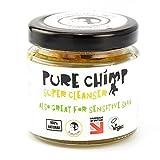 PureChimp 80g Super-Cleanser (Reinigungsmilch) - 100% natürliche Hautpflege, Vegan & Handmade - Ideal für empfindliche Haut - Mit Bananen-Extrakt